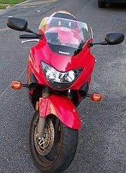 honda cbr600f cyclechaos 1999 honda cbr600f4 in red
