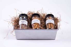 seasonal e blend gift basket