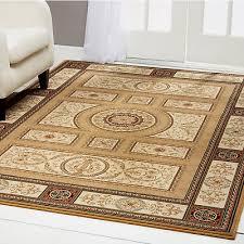 free s h gold persian area rug 8 x 11 oriental carpet 7 actual 7