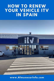 20 euthanized for severe aggression to people: Spain Itv Renewal A Quick How To Guide For Renewing Your Car S Itv Almunecar Info