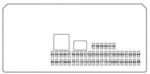 mazda 3 2007 fuse box diagram auto genius mazda 3 fuse box passenger compartment