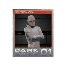 Steam Community Market :: Listings for 358480-Benedict Mosley (Foil)