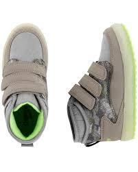 Oshkosh Toddler Shoe Size Chart Oshkosh Light Up Sneakers Oshkosh Com