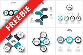 Infographics Templates Bundle Freebie Creativetacos