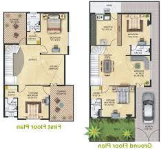 30 x 60 house plans north facing with vastu elegant 20 x 60 house plans west