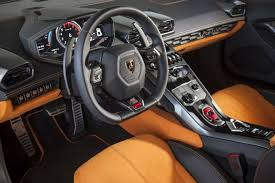 huracan interior orange. 2015 lamborghini huracan lp 610 4 orange interior steering wheel 0