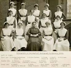 History of The UCH Nurses' League now The UCH London Nurses' Charity