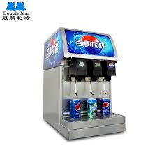 Pepsi Vending Machine Commercial Awesome Buy Double Bear Three Valves Pepsi Cola Carbonated Beverage Machine