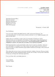 Examples Of A Cover Letter For A Resume Bio Example