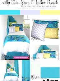 lilly pulitzer bedding dorm image of lilly shower curtain