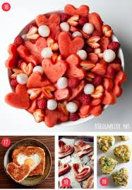 Fruit Designs For Valentines Day 50 Valentines Day Food Ideas For Kids Fun Recipes For