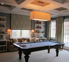 family game room family room rustic. Pool Table Room Family Traditional With Light Blue Game Rustic