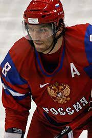 A scrap between washington's alex ovechkin and carolina's andrei svechnikov resulted in a scary moment when the hurricanes' rookie hit his head on the ice following a devastating punch. Alexander Ovechkin Wikipedia