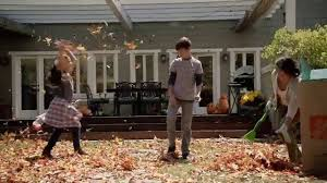 the home depot tv commercial welcome back fall mulch