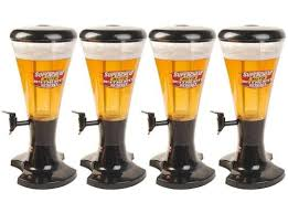 goplus 3l cold draft beer tower beverage dispenser