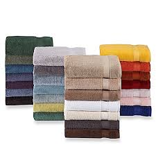 Wamsutta Personalized Hygro Duet Bath Towel Collection Bed Bath
