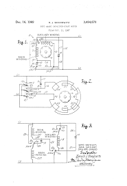 patent us3484670 soft start capacitor start motor google patents patent drawing