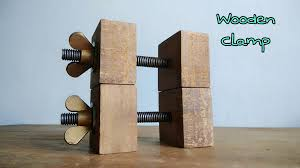 make a wooden clamp diy wooden clamp 2