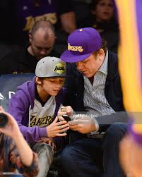 John C. Reilly and his son attend a ...