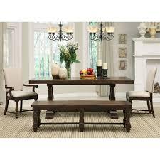 rectangle kitchen table set. Riverside 37449-37450/33561/37458/33560 Newburgh 6 Piece Rectangle Dining Table Kitchen Set