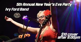 Lake County, Illinois, CVB - - New Year's Eve with Ivy Ford Band at Mickey  Finn's