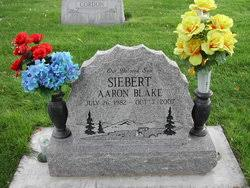 Aaron Blake Siebert (1982-2007) - Find A Grave Memorial