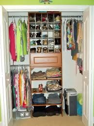 Gallery of How To Organize A Small Walk In Closet For Two Organizing Ideas  Pinterest Bedroom No