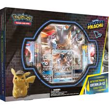 New Pre order Pokemon card Detective Pikachu movie special pack Box JAPAN  sumo.ci