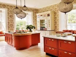 Kitchen Color Combination Brown Kitchen Color Combination Amazing Unique Shaped Home Design