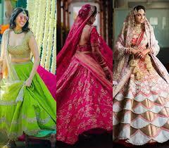 Latest Indian Wedding Lehenga Designs Unique Bridal Lehenga Designs That Is Every Brides Pick In