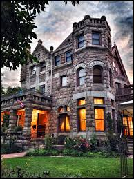 Castle Marne Bed & Breakfast Denver Colorado 10 room bed and