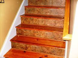 oak stair tread covers inspiring home interior design with oak tread covers and brown marble