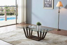 wood coffee table with glass top decor modern for awesome cofee table walnut oval coffee table