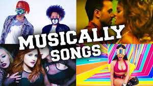 Top 50 Musically Songs Chart Evanino Com Songs Music Tops