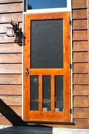 wooden storm door custom size wood screen doors ideas for old window screens decorative screen door inserts wood storm doors with glass panels custom wooden