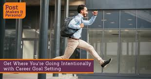 What Are Your Personal And Career Goals Get Where Youre Going Intentionally With Career Goal Setting