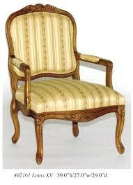 Queen Anne Armchair Wingback  A66