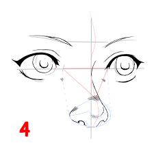 リアルな鼻の描き方から鼻の基本を学ぶ 絵師ノート