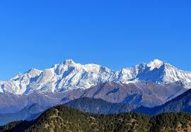 kedarnath himalayan view image