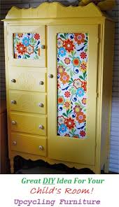 upcycled furniture baby room ideas