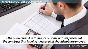 Outlier In Statistics Definition Explanation Video Lesson