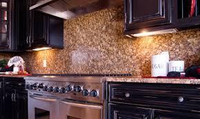 Granite With Backsplash Interesting Inspiration Design