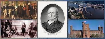 Image result for John Quincy Adams in 1843.