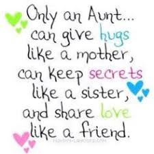 Beautiful Aunt Quotes