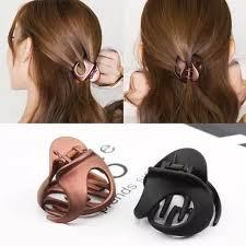 FAITOLAGI <b>Korean</b> Style Women Lady <b>Hair</b> Claw <b>Acrylic Hair</b> Clips ...