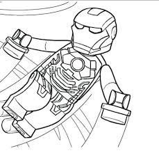 Here is the coolest member of avengers! 25 Free Iron Man Coloring Pages Printable