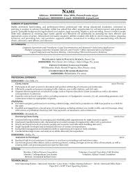 Science Resume Samples Computer Science Resume Example Free Word ...