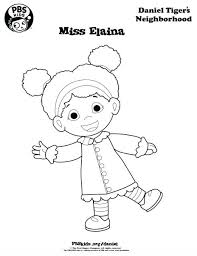 Tiger Coloring Page Tiger Coloring Pages Kids Coloring Miss Tiger