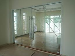 glass office door. Glass Door Malaysia Sliding Installation With Modern Concept Office T