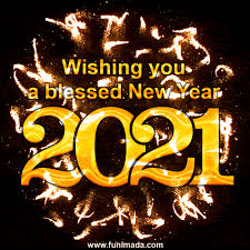 These types of moving images are widely used to design greeting emails and perfect to share on social. Happy New Year 2021 Gif Images Download On Funimada Com